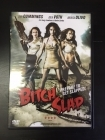 Bitch Slap DVD (M-/M-) -toiminta-