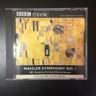 Mahler - Symphony No. I CD (M-/M-) -klassinen-