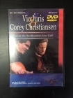Vic Juris & Corey Christiansen - Live At The Smithsonian Jazz Cafe DVD (VG+/M-) -jazz- (R1 NTSC)