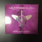 Apocalyptica - Worlds Collide (special edition) CD+DVD (VG-M-/VG+) -symphonic heavy metal-