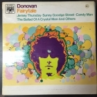 Donovan - Fairytale LP (VG+/VG+) -folk rock-
