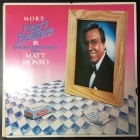 Matt Monro - More Heart Breakers (18 Golden Love Songs) LP (VG+-M-/VG) -pop-