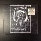 Motörhead - Kiss Of Death (limited edition) CD (VG/M-) -heavy metal-