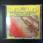 Big Band RTV Ljubljana - Swing Swing Swing CD (VG+/VG+) -jazz-