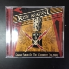 Rise Against - Siren Songs Of The Counter Culture CD (VG+/M-) -melodic hardcore-
