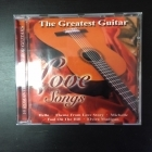 Hill/Wiltschinsky Guitar Duo - The Greatest Guitar Love Songs CD (M-/M-) -rautalanka-