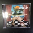 For The Imperium - For The Imperium CD (VG+/M-) -alt metal-