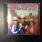 Riders In The Sky - Best Of The West CD (VG+/VG+) -country-