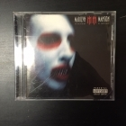 Marilyn Manson - The Golden Age Of Grotesque CD (VG+/VG+) -industrial rock-