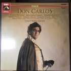 Verdi - Don Carlos 4LP (VG+-M-/VG+) -klassinen-