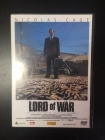 Lord Of War DVD (VG/M-) -toiminta-