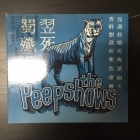 Peepshows - Today We Kill... Tomorrow We Die CD (VG+/VG+) -punk rock-