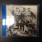Q65 - Revolution CD (M-/VG+) -psychedelic garage rock-
