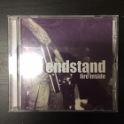 Endstand - Fire Inside CD (VG/VG+) -hardcore-