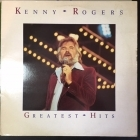 Kenny Rogers - Greatest Hits LP (VG-VG+/VG) -country-