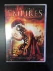 Clash Of The Empires DVD (VG/M-) -seikkailu-