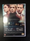 Place Beyond The Pines DVD (VG/M-) -draama/jännitys-