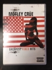 Mötley Crüe - Greatest Video Hits DVD (M-/M-) -hard rock-