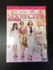 Sex And The City - Sinkkuelämää (extended cut) DVD (VG+/M-) -komedia-