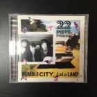 22 Pistepirkko - Rumble City, LaLa Land CD (VG+/M-) -alt rock-