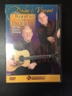 Dailey & Vincent - Teach Bluegrass And Gospel Duet Singing DVD (VG+/M-) -opetus dvd- (R1 NTSC/ei suomenkielistä tekstitystä)