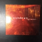 Sundown - Glimmer CD (G/VG) -gothic metal-
