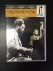 Thelonious Monk - Live In '66 DVD (VG/M-) -jazz-