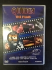 Queen - Made In Heaven (The Films) DVD (M-/M-) -hard rock-