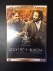 Will Hunting DVD (VG+/M-) -draama-