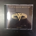 Van Halen - Best Of Volume I CD (M-/M-) -hard rock-