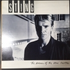 Sting - The Dream Of The Blue Turtles LP (VG+-M-/M-) -pop rock-