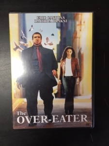 Over-Eater DVD (VG/M-) -draama-