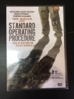 Standard Operating Procedure DVD (avaamaton) (M-/M-) -dokumentti-