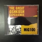 Great Oshkosh Experience - Mig100 CDEP (VG+/M-) -garage rock-