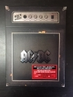 AC/DC - Backtracks 2CD+DVD (VG+-M-/M-) -hard rock-