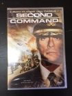 Second In Command DVD (avaamaton) (M-/M-) -toiminta-