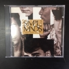 Simple Minds - Once Upon A Time CD (VG/M-) -synthpop-
