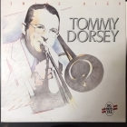 Tommy Dorsey - Swing High LP (VG+/VG+) -swing-