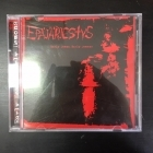Epäjärjestys - Early Demos, Early Demons CD (VG+/M-) -hardcore-