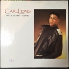 Carl Lewis - Modern Man LP (VG/VG) -pop-