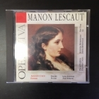 Puccini - Manon Lescaut CD (M-/M-) -klassinen-