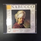 Verdi - Nabucco CD (M-/M-) -klassinen-