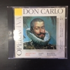 Verdi - Don Carlo CD (M-/M-) -klassinen-