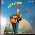 John Bishop - Bishop's Whirl LP (VG-VG+/VG+) -jazz-