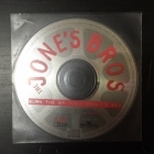 Jone's Bros - Burn The Bridges Down CDS (M-/-) -hard rock-