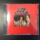 Alice Cooper - Easy Action CD (VG/M-) -hard rock-