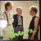 Mamba - Kantakaa Lassi jo pois 12'' SINGLE (VG+/VG+) -pop rock-