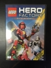 Lego Hero Factory - Rise Of The Rookies DVD (VG/M-) -animaatio-