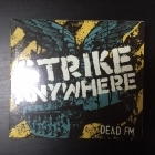 Strike Anywhere - Dead FM CD (VG/M-) -punk rock-