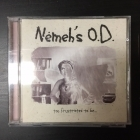 Nemeh's O.D. - Too Frustrated To Be... CDEP (VG/M-) -alt metal-